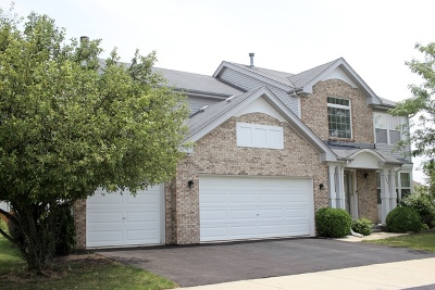 Oswego Single Family Home Contingent: 408 Ogden Falls Boulevard