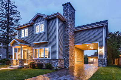 Barrington Single Family Home For Sale: 418 East Russell Street