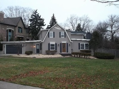 Hinsdale Single Family Home For Sale: 405 East 57th Street