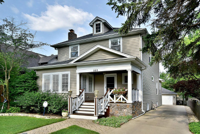 Elmhurst Single Family Home Contingent: 222 North Maple Avenue