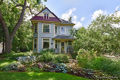 St. Charles Single Family Home For Sale: 423 South 7th Street