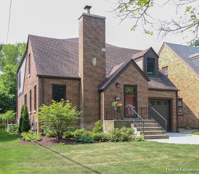 Downers Grove Single Family Home For Sale: 737 Chicago Avenue