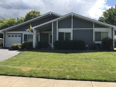 Hanover Park Single Family Home Contingent: 2232 West Cinema Drive