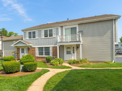 Wheaton Condo/Townhouse Contingent: 1619 Woodcutter Lane #1D