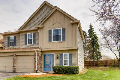 Westmont Condo/Townhouse Contingent: 1519 Crab Tree Drive