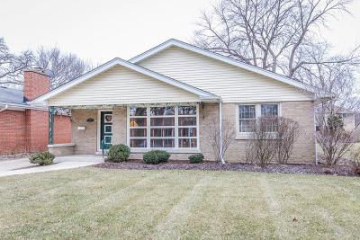 La Grange Single Family Home Contingent: 536 South Brainard Avenue