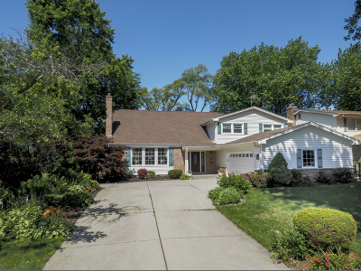 Ivy Hill Single Family Home For Sale: 1902 North Burke Drive