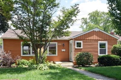 Wheaton Single Family Home Contingent: 211 South Morgan Avenue