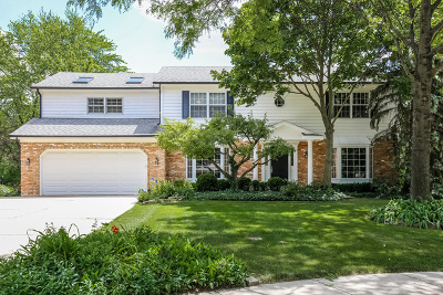 Hinsdale Single Family Home Contingent: 228 Meadowbrook Lane