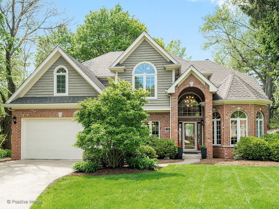 Glen Ellyn Single Family Home Price Change: 330 Windsor Avenue