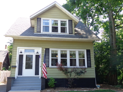St. Charles Single Family Home Contingent: 506 South 4th Avenue