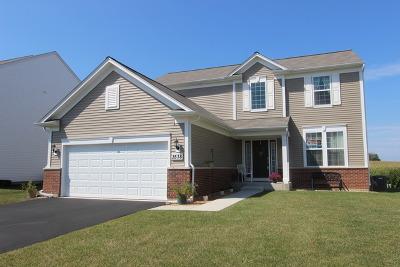 Carpentersville Single Family Home For Sale: 3538 Crestwood Lane