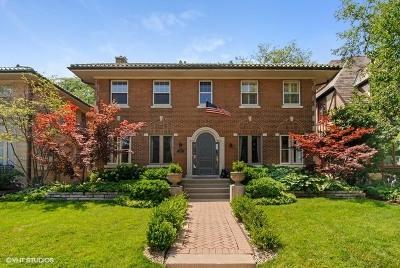 Oak Park Single Family Home For Sale: 1119 Fair Oaks Avenue