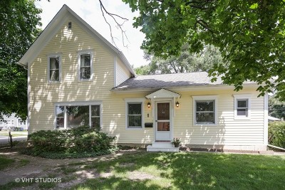 East Dundee IL Single Family Home Listing Sold: $179,900