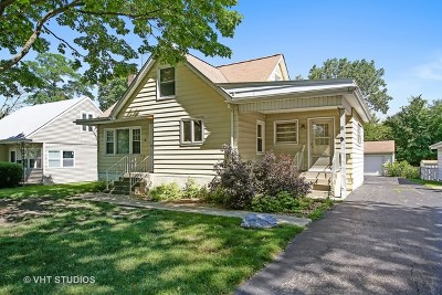 Downers Grove Single Family Home For Sale: 40 2nd Street