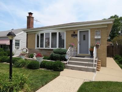 Franklin Park Single Family Home For Sale: 3415 Elder Lane