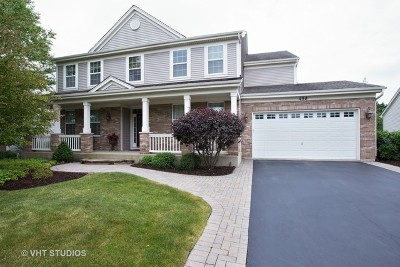 Foxford Hills Single Family Home For Sale: 456 Newcastle Drive