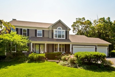 Lake Zurich Single Family Home Re-activated: 904 Interlaken Drive