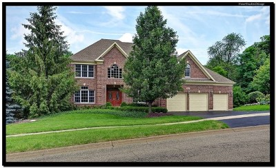 Cary Single Family Home Contingent: 820 Bridle Lane