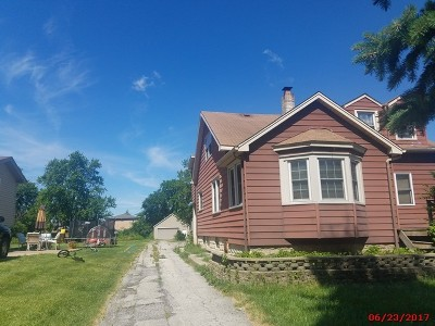 Oak Forest IL Single Family Home For Sale: $119,900