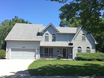 Glen Ellyn Single Family Home For Sale: 772 Wilson Avenue