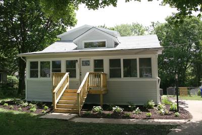 Glen Ellyn Single Family Home For Sale: 641 Western Avenue