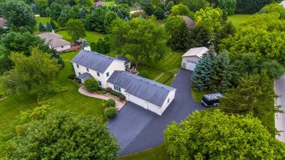 West Dundee Single Family Home For Sale: 36w227 Hollowside Drive