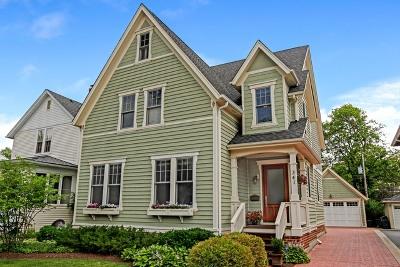 La Grange Single Family Home For Sale: 341 South Catherine Avenue