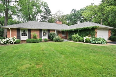 Lake Forest Single Family Home For Sale: 990 Northcliffe Way