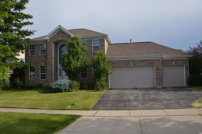 Carpentersville Single Family Home For Sale: 2803 Bridleway Court