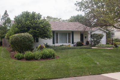 Wheaton Single Family Home Contingent: 930 Webster Avenue