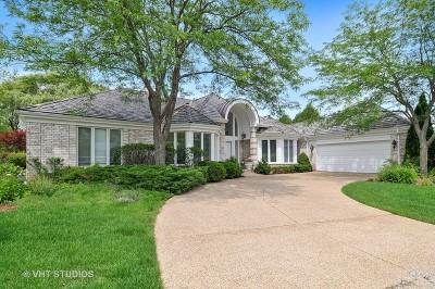 Highland Park Single Family Home For Sale: 2541 Hybernia Drive