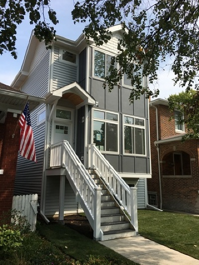 Oak Park Single Family Home For Sale: 1154 South Lombard Avenue
