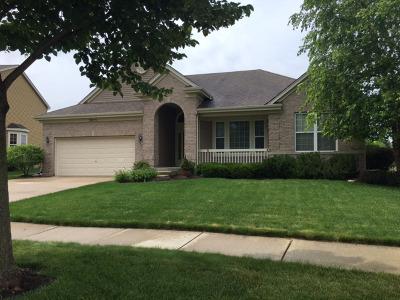 Huntley Single Family Home Contingent: 9875 Berkshire Lane