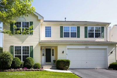 Carpentersville Single Family Home Contingent: 5761 Breezeland Road