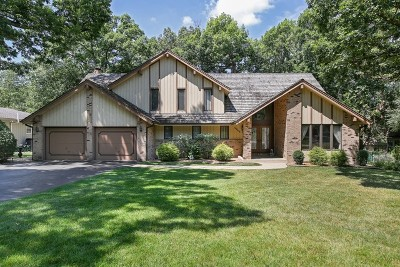 Willowbrook Single Family Home Re-activated: 10s336 Hampshire Lane East