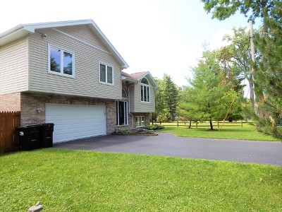 Port Barrington IL Single Family Home Contingent: $287,900