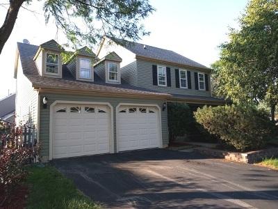 Hoffman Estates Single Family Home For Sale: 1710 Pebblewood Lane