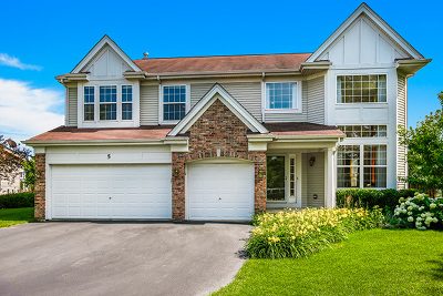 Cary Single Family Home Contingent: 5 Montclair Drive