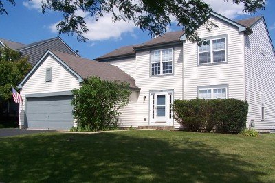 Bartlett Single Family Home Contingent: 245 Norwich Drive