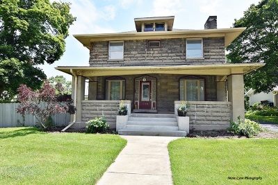 St. Charles Single Family Home For Sale: 306 South 10th Avenue South