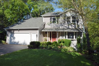 Algonquin Single Family Home For Sale: 35 Circle Drive