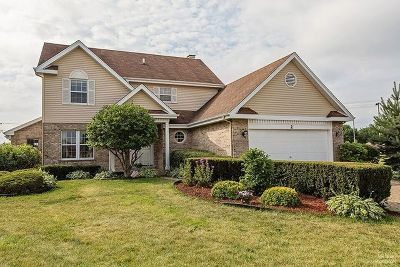 Woodridge Single Family Home Contingent: 2 Scarsdale Court