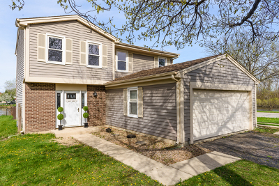Roselle Single Family Home Contingent: 540 Radnor Drive