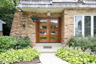 Glen Ellyn Single Family Home For Sale: 474 Sunset Court