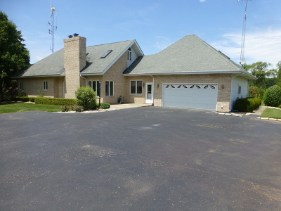 Lockport Single Family Home For Sale: 15404 West 151st Street