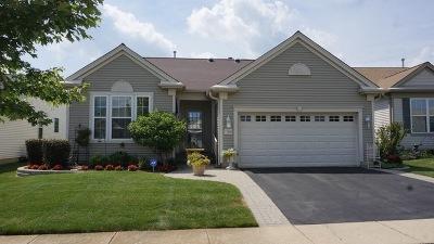 Huntley Single Family Home Contingent: 12335 Arlington Drive