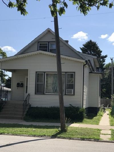 Posen Single Family Home Price Change: 14341 South Palmer Avenue