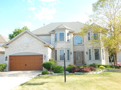 Aurora Single Family Home For Sale: 2624 Mapleside Lane