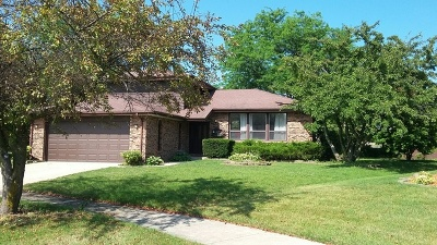 Beecher Single Family Home Contingent: 1053 Oak Drive